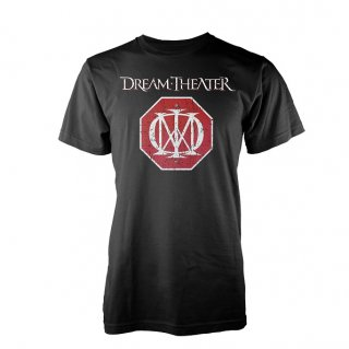 DREAM THEATER Red Logo, Tシャツ