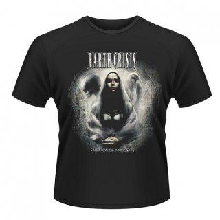 EARTH CRISIS Salvation Of Innocents, Tシャツ