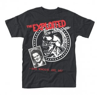 THE EXPLOITED Let's Start A War, Tシャツ