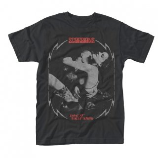 SCORPIONS Love At First Sting, Tシャツ
