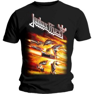 JUDAS PRIEST Firepower, Tシャツ