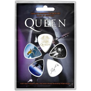 QUEEN Brian May, ギターピック(5枚セット)
