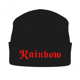RAINBOW Logo, ニットキャップ