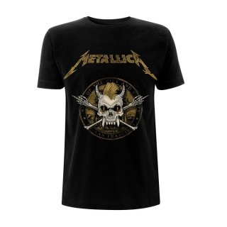 METALLICA Scary Guy Seal Black, Tシャツ