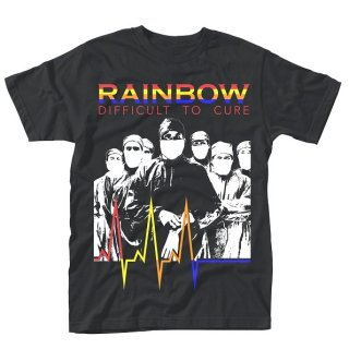 RAINBOW Difficult To Cure, Tシャツ