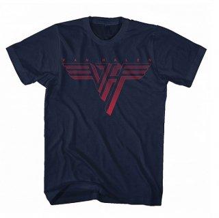 VAN HALEN Classic Red Logo, Tシャツ