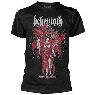 BEHEMOTH Moonspell Rites, Tシャツ