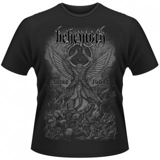 BEHEMOTH Phoenix Rising, Tシャツ