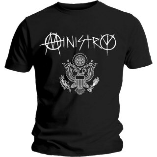 MINISTRY Great Seal, Tシャツ