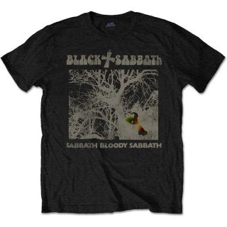 BLACK SABBATH Sabbath Bloody Sabbath Vintage, Tシャツ