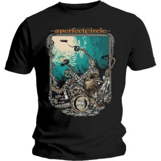 A PERFECT CIRCLE The Depths, Tシャツ