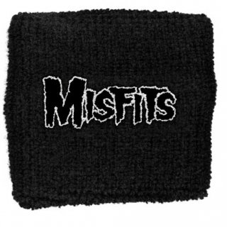 MISFITS Logo, リストバンド