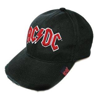 AC/DC Red Logo 2, キャップ