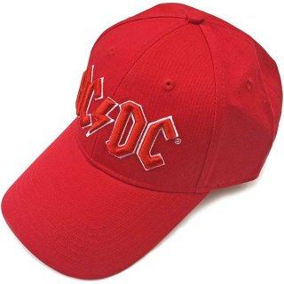 AC/DC Red Logo (Red), キャップ