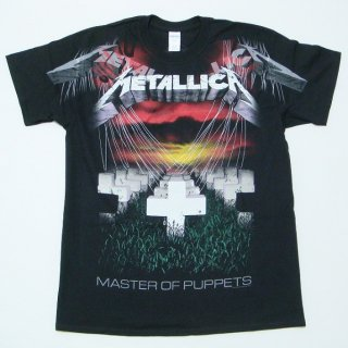 METALLICA Master of Puppets AO, Tシャツ