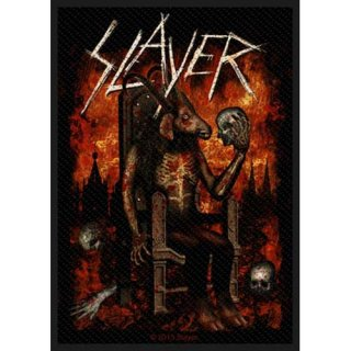 SLAYER Devil on Throne, パッチ