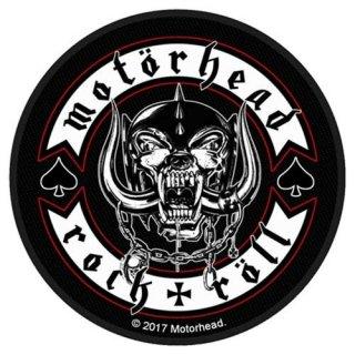 MOTORHEAD Biker Badge, パッチ