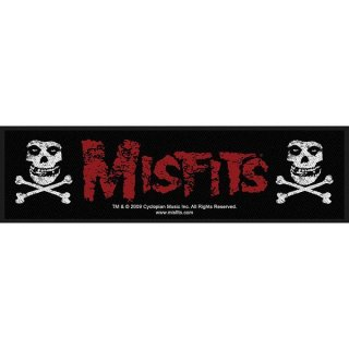 MISFITS Cross Bones, ストライプパッチ