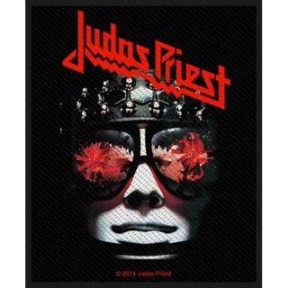 JUDAS PRIEST Hell Bent For Leather, パッチ