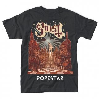 GHOST Popestar, Tシャツ