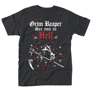 GRIM REAPER See You In Hell, Tシャツ