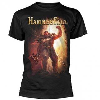 HAMMERFALL Dethrone And Defy, Tシャツ