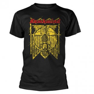 HAWKWIND Doremi (Black) , Tシャツ