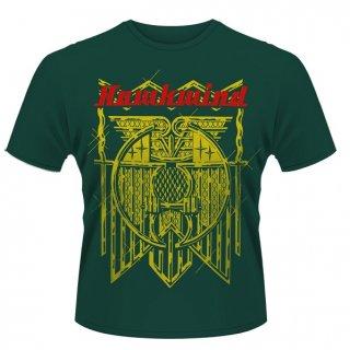 HAWKWIND Doremi (Green) , Tシャツ