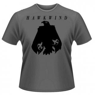 HAWKWIND Eagle (Charcoal), Tシャツ