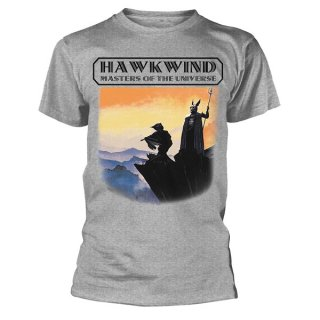 HAWKWIND Masters Of The Universe (Grey), Tシャツ