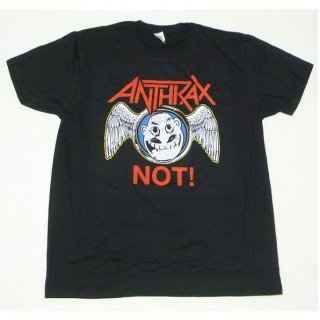 ANTHRAX Not Wings, Tシャツ