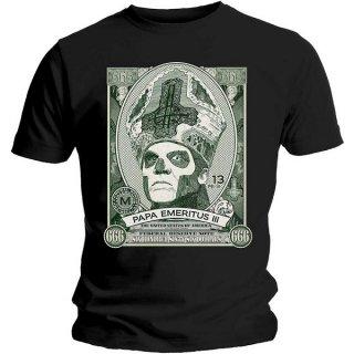 GHOST Papa Cash, Tシャツ