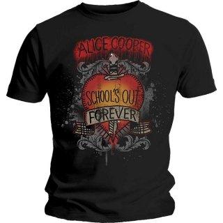 ALICE COOPER Schools Out Dagger, Tシャツ