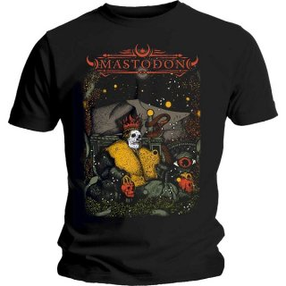 MASTODON Seated Sovereign 2, Tシャツ