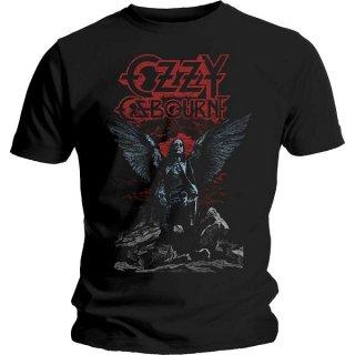 OZZY OSBOURNE Angel Wings, Tシャツ