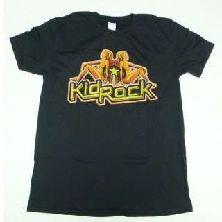 KID ROCK Mudflap Girls, Tシャツ