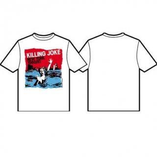 KILLING JOKE Drowning Liberty New York 1980, Tシャツ