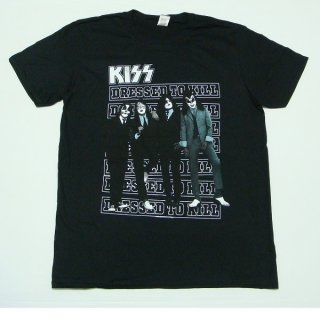 KISS Dressed To Kill, Tシャツ