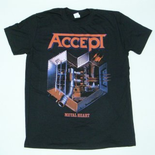 ACCEPT Metal Heart 1, Tシャツ