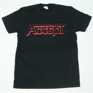 ACCEPT Logo 1, Tシャツ
