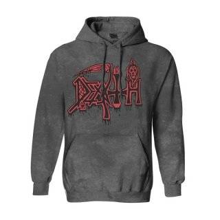 DEATH Scream Bloody Gore - Vintage Wash, パーカー