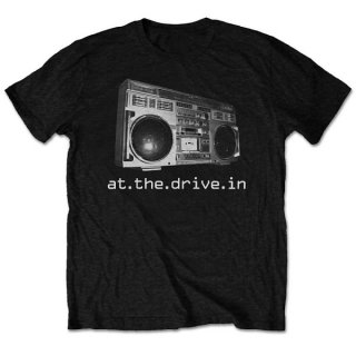 AT THE DRIVE IN Boombox, Tシャツ