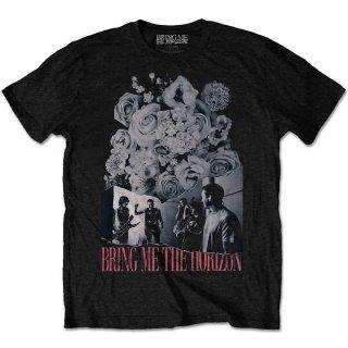 BRING ME THE HORIZON Flowers, Tシャツ