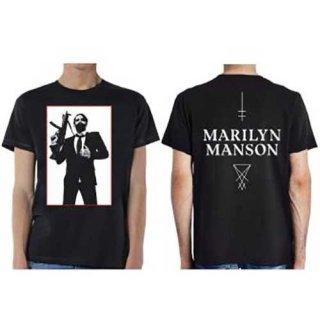 MARILYN MANSON Billboard, Tシャツ