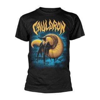 CAULDRON New Gods Blk, Tシャツ