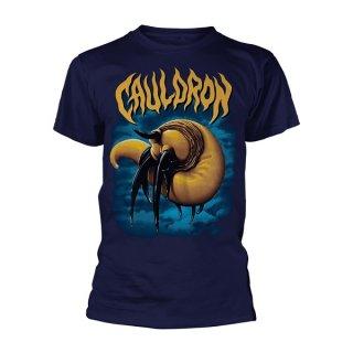 CAULDRON New Gods Blue, Tシャツ