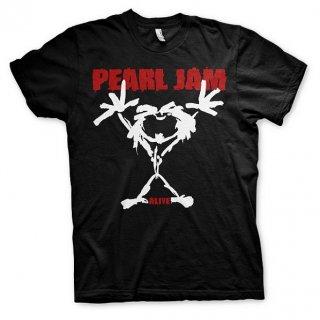 PEARL JAM Stickman, Tシャツ