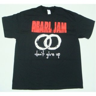 PEARL JAM Don't Give Up, Tシャツ