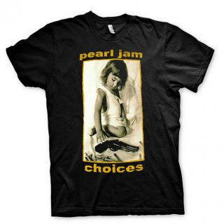 PEARL JAM Choices, Tシャツ