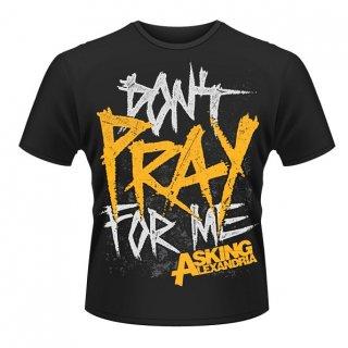 ASKING ALEXANDRIA Don't Pray, Tシャツ